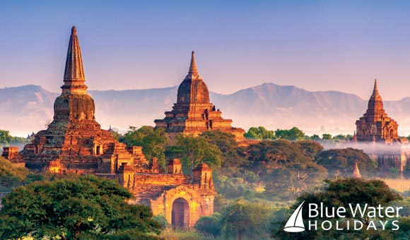 Immerse yourself in atmospheric Burma on an Irrawaddy river cruise holiday