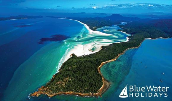 Discover tropical beaches and colourful reefs on a Great Barrier Reef cruise