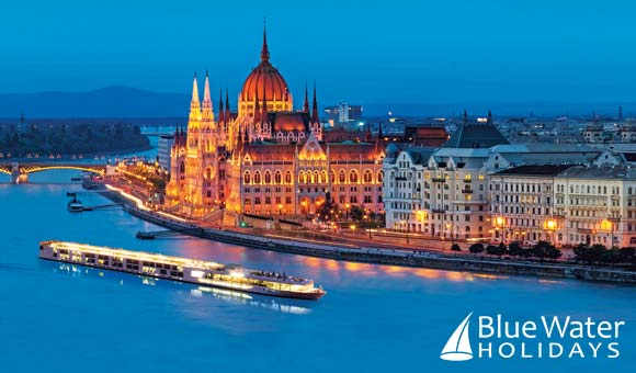 Exciting cities can be visited on a European river cruise