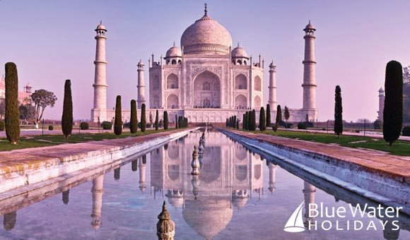 Discover the dazzling highlights of India on a cruise and tour holiday