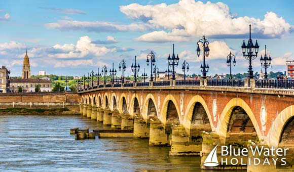 Sample the acclaimed wines of the Bordeaux region on a Rhone cruise