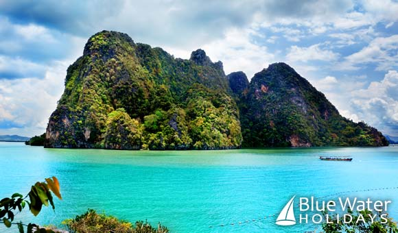 Exlore Thailand's stunning islands on an authentic tall ship sailing cruise