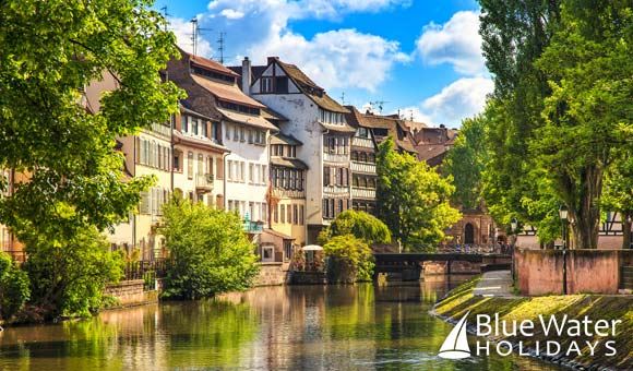 Visit picturesque Strasbourg on a Rhine cruise