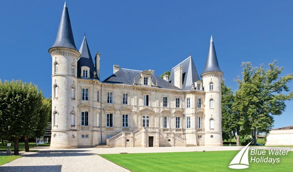 Visit the vineyards and chateaux of Bordeaux on brand new itineraries for 2014