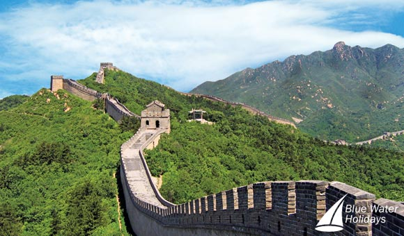 See the Great Wall of China on one of the new APT itineraries along the Yangtze