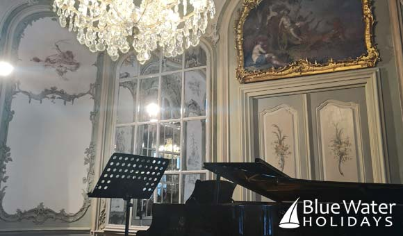Concert at Engers Palace