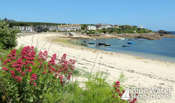 Discover picturesque St Marys in the Scilly Isles on a British Isles cruise
