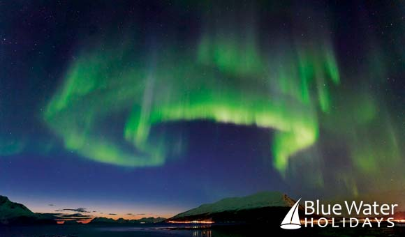 You may be lucky enough to see the Northern Lights on an autumn voyage