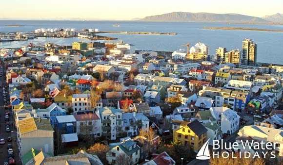 Explore the fascinating Icelandic capital of Reykjavik