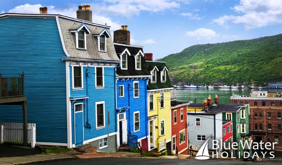 Explore St John's in Newfoundland