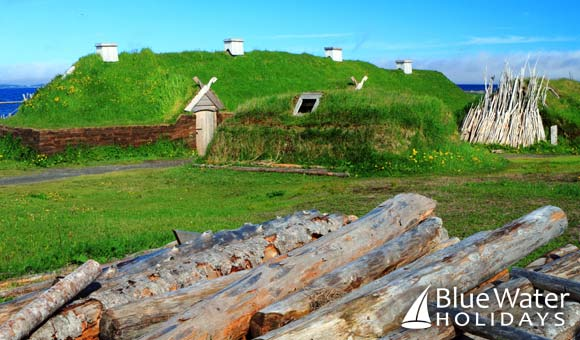 An impressive Viking settlement on L'Anse aux Meadows