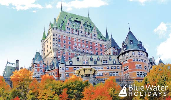 Silversea - Luxury New England and Canada in the Fall