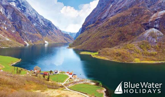 Cruise and Maritime Voyages - Majestic Fjordland