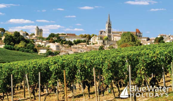 Uniworld - Vineyards and Chateaux of Bordeaux