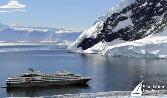 Compagnie du Ponant - Antarctica Land of Extremes Luxury Expedition