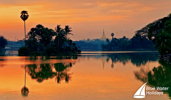 AmaWaterways - Golden Treasures of Myanmar