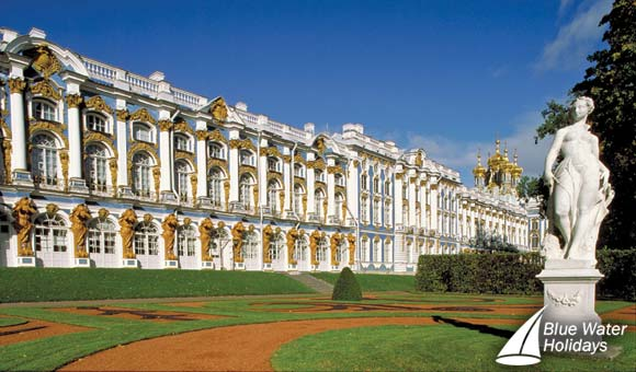 AmaWaterways - Russian Waterways