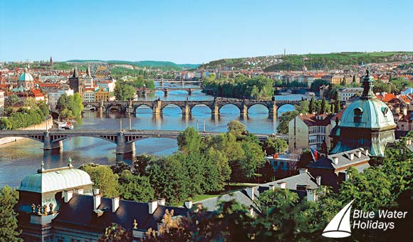 Riviera Travel - Berlin and Prague on the Elegant Elbe