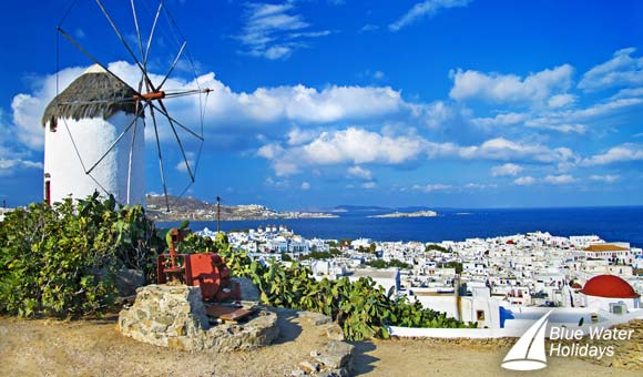 Star Clippers Cruises - Northern Cyclades Sailing Cruise