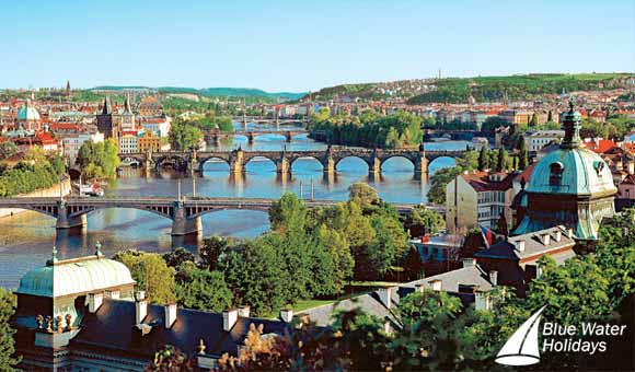 Cruise along the Elbe from Berlin to Prague
