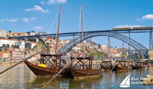 Cruise along the Douro, Portugal's River of Gold