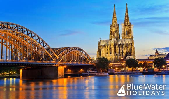 The historic city of Cologne