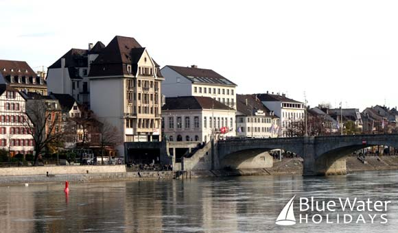 Beautiful city of Basel