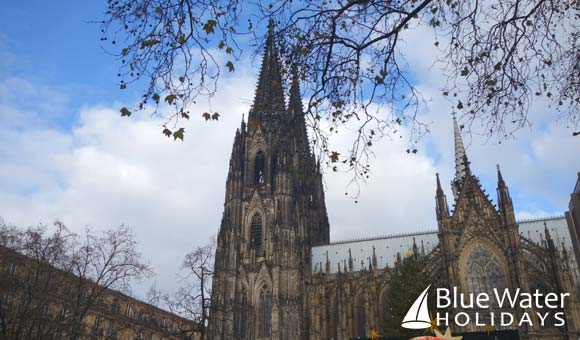 Cologne's majestic Gothic cathedral