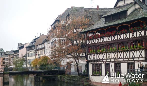 Strasbourg, the stunning capital of Alsace