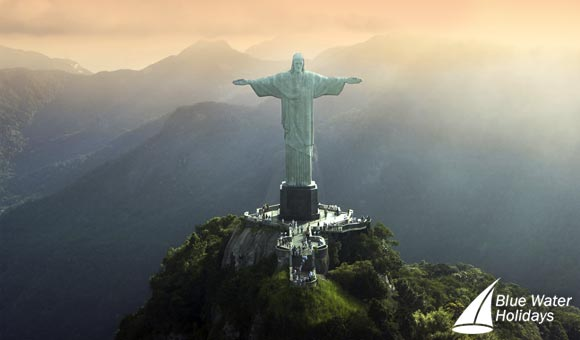 See the magnificent Christ the Redeemer Statue