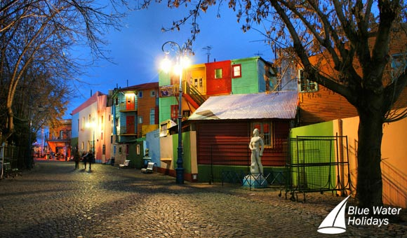 See the sights of Buenos Aires