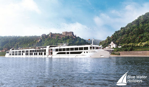 SS Antoinette from Uniworld River Cruises
