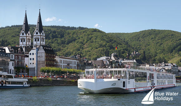 Viking Aegir from Viking River Cruises