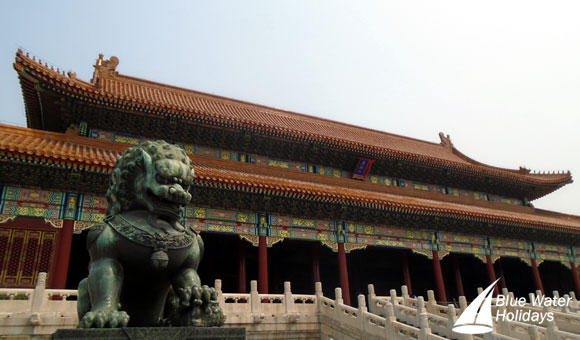 Discover the Forbidden City in Beijing