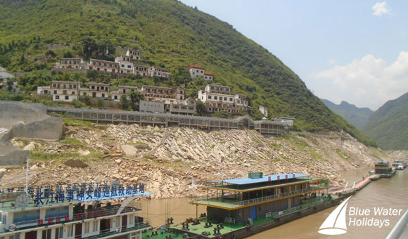 Settlement along the Yangtze