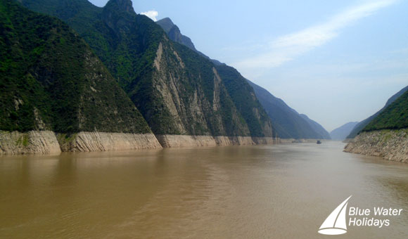 The beautiful Yangzte River