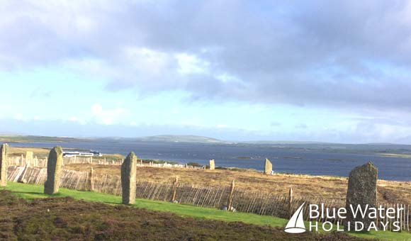 The Neolithic Ring of Brodgar