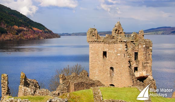Magnificent Urquhart Castle