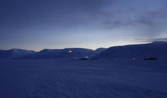 Scenery Around Longyearbyen