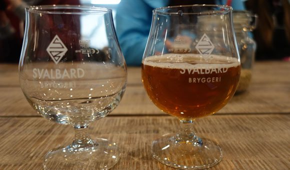 Beer Tasting Taste of Svalbard Tour