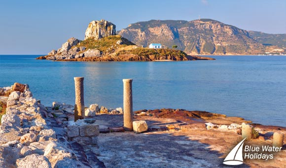 Greek Islands and Turkey Sailing Cruise