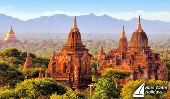 Burma and the Treasures of Malaysia