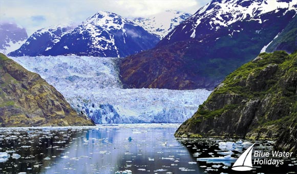Alaskan Cruise with Rockies by Rail