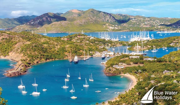 Windward Islands Sailing Cruise