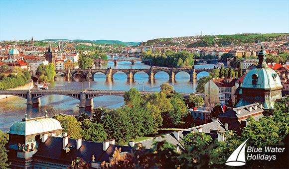Elegant Elbe from Berlin to Prague