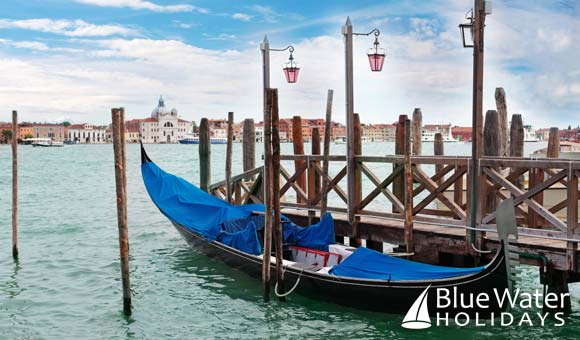 Explore the beautiful city of Venice on a Mediterranean voyage