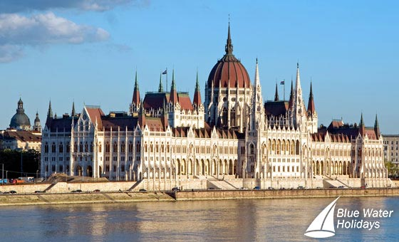 Visit the magnificent capital cities on the River Danube