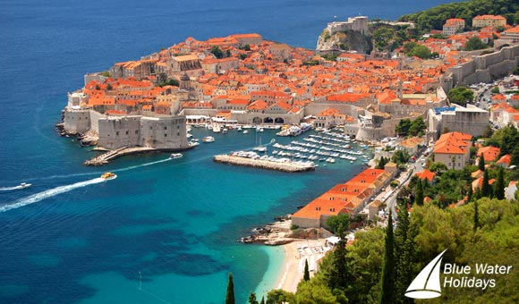 Explore the historic city of Dubrovnik in Croatia