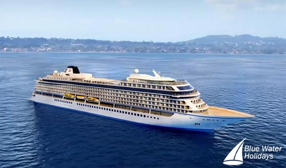 Brand new all-veranda ship Viking Star