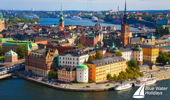 Explore the magnificent Baltic city of Stockholm